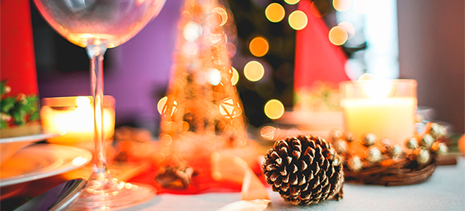 Julefrokost med musik og dans på Hotel Falken